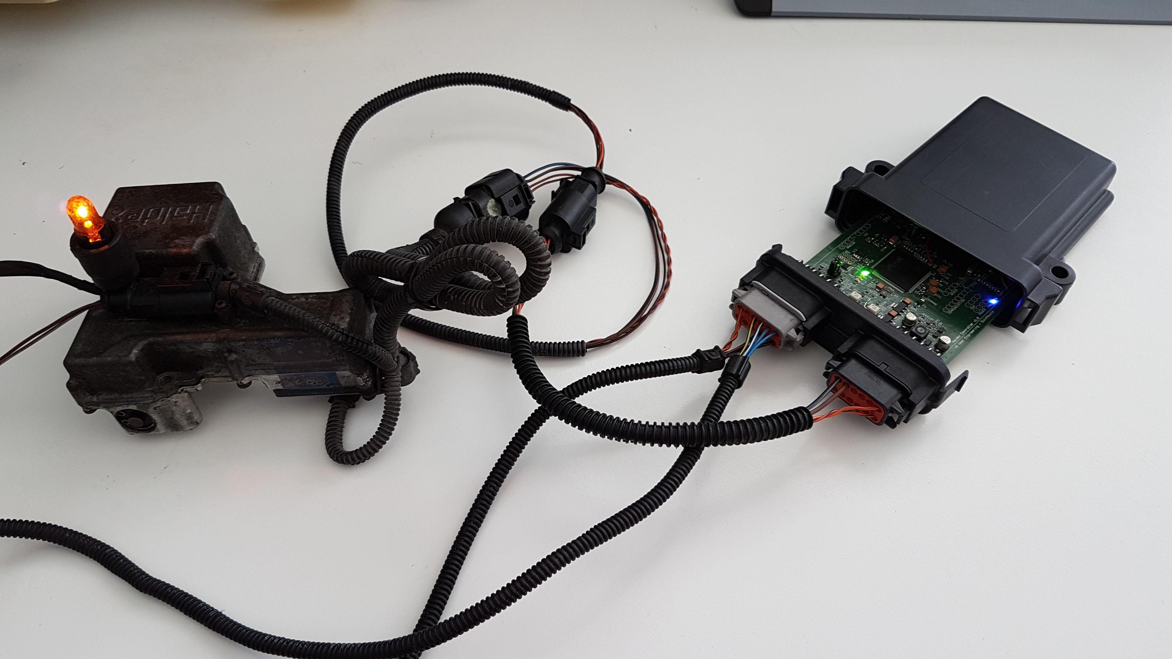 Dutchbuild Haldex controller gen1