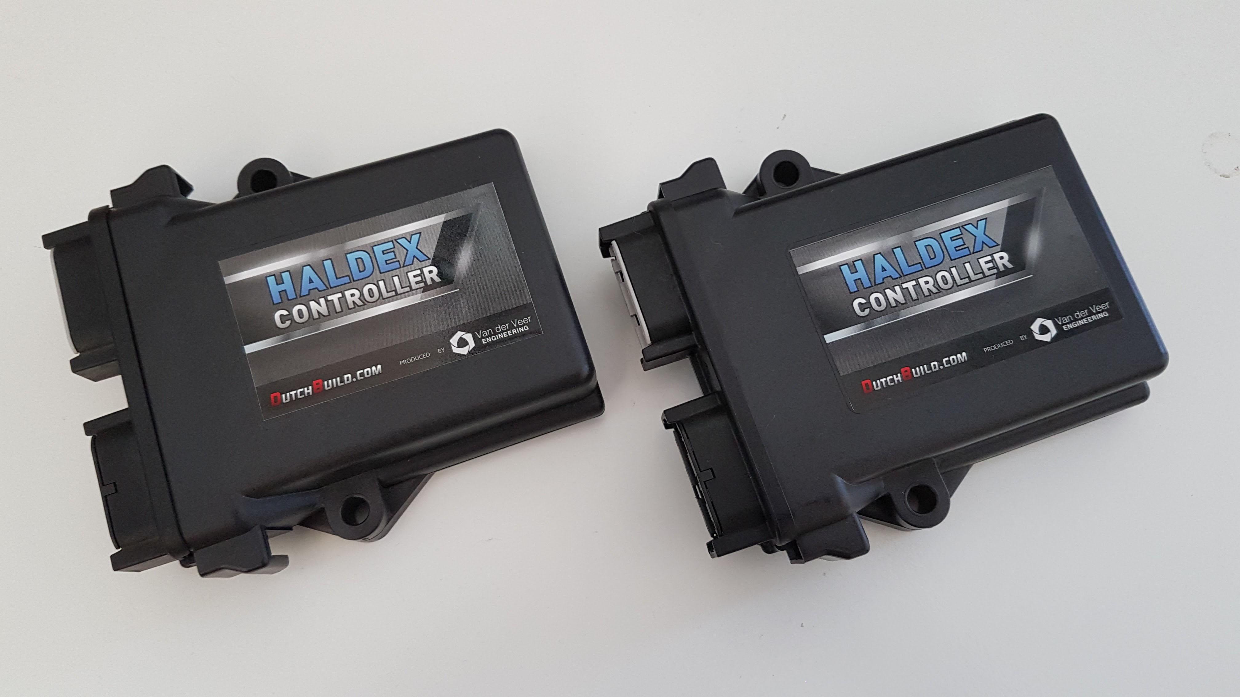 Dutchbuild Haldex controller